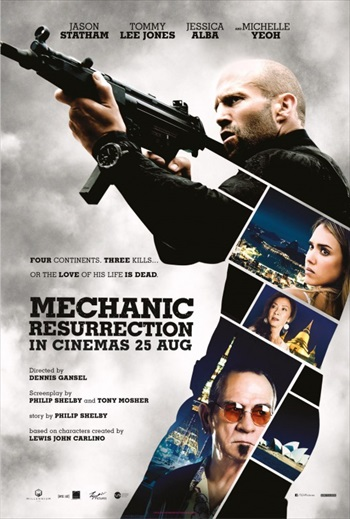 Mechanic Resurrection 2016 English Movie Download