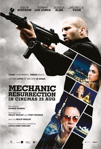 Mechanic Resurrection 2016 English Movie Download