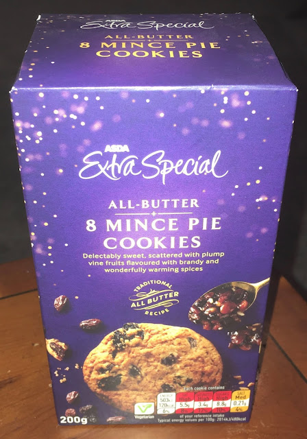 Extra Special Mince Pie Cookies (Asda)