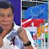 "LOOK: Duterte Ininsulto ang Suggestion ng EU "" ""Maski sinong ambassador, walang pakialam. L**** ka. Bunutan ta ka"""