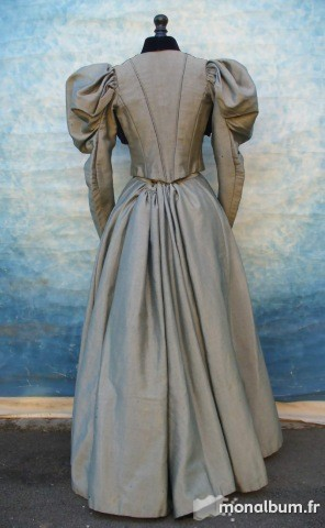 All The Pretty Dresses 1890 S Day Dress