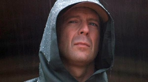 Unbreakable, starring Bruce Willis