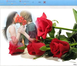 Montagens românticas