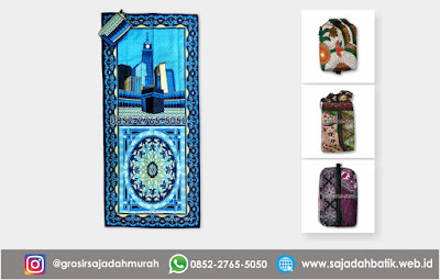 Jual sajadah bagus murah, jual sajadah batik, 0852-2765-5050