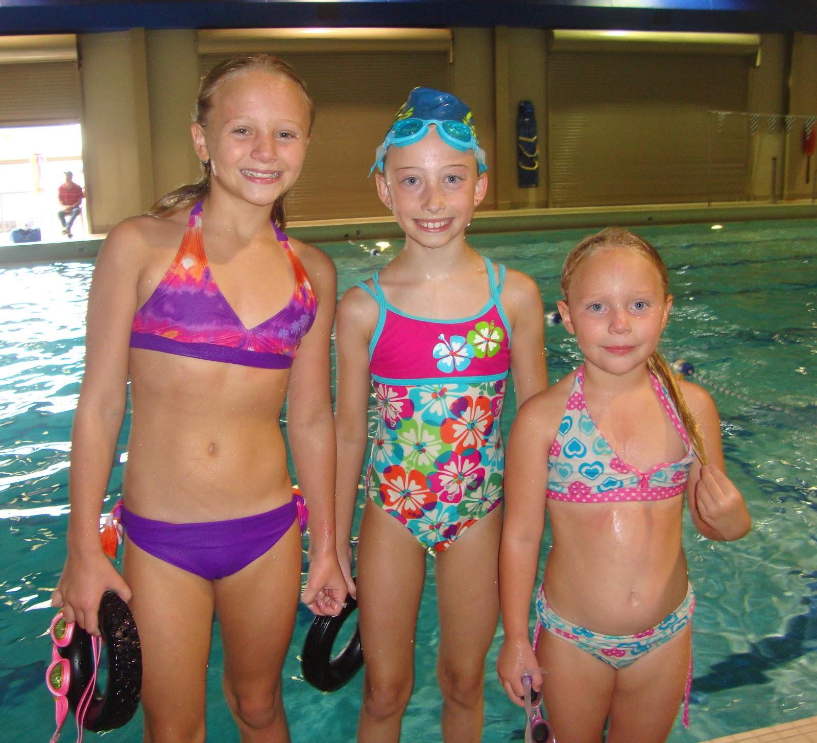 girls party 3rd grade