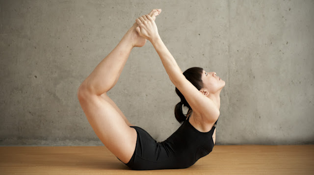 Bow Pose or DhanurasanaYoga Pose Steps and Benefits