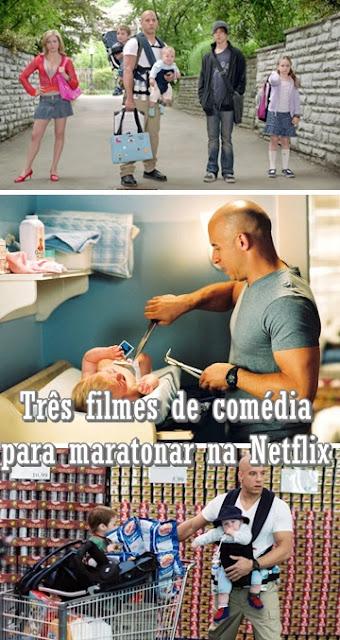 Filmes bons na Netflix