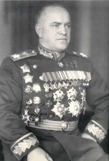 GENERAL GEORGY KONSTANTINOVICH ZHUKOV - Hero of the Soviet Union