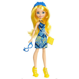 EAH Back to School Blondie Lockes Doll