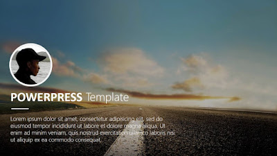 powerpress presentation template