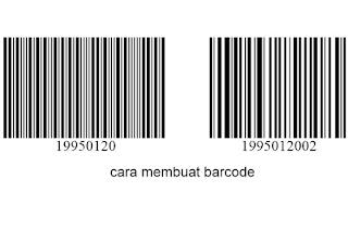 membuat barcode di coreldraw