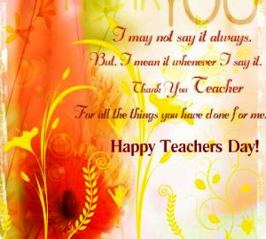 Teachers Day Wishes Images 5