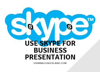 Using Skype For Business Presentation