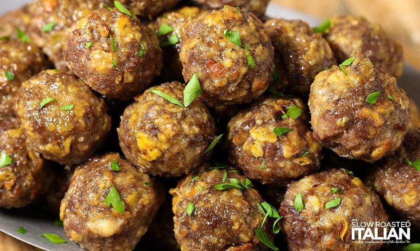 http://theslowroasteditalian-printablerecipe.blogspot.com/2014/10/spicy-tomato-herb-meatballs.html
