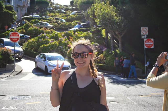 M-ii Photo : 10 choses à faire à San Francisco / Porter des fleurs dans ses cheveux