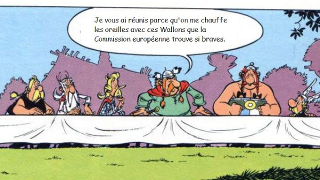 VIVE LES WALLONS !