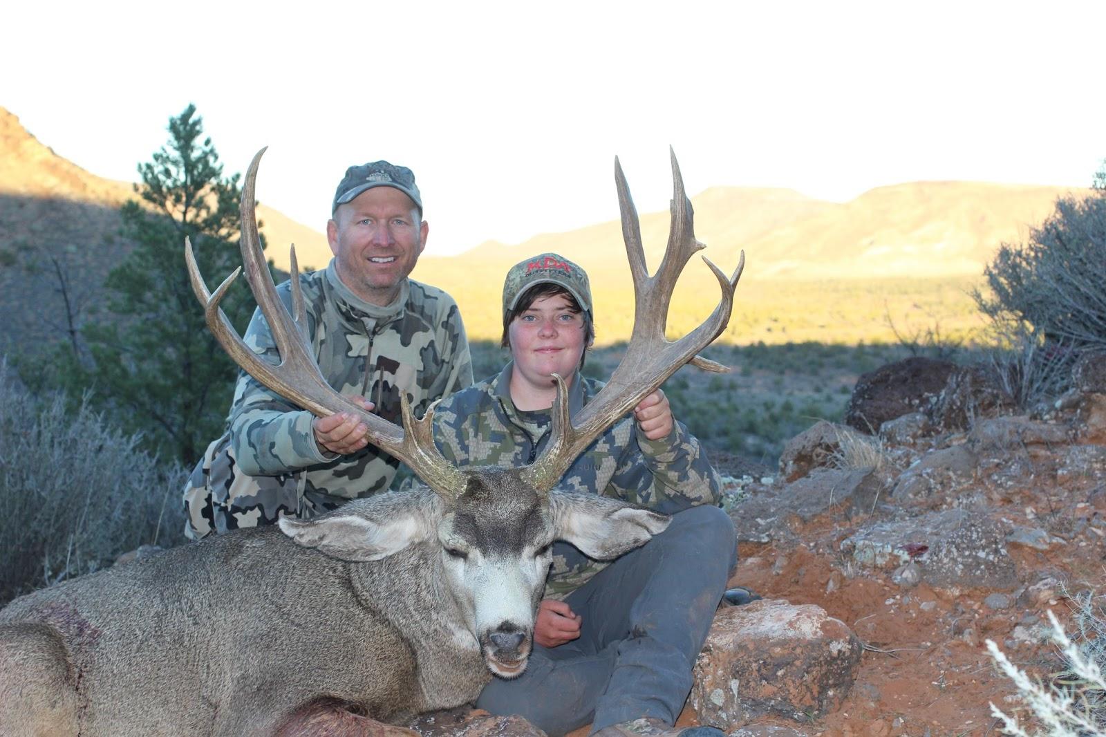 Arizona strip deer