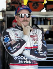 Dale Earnhardt at Charlotte