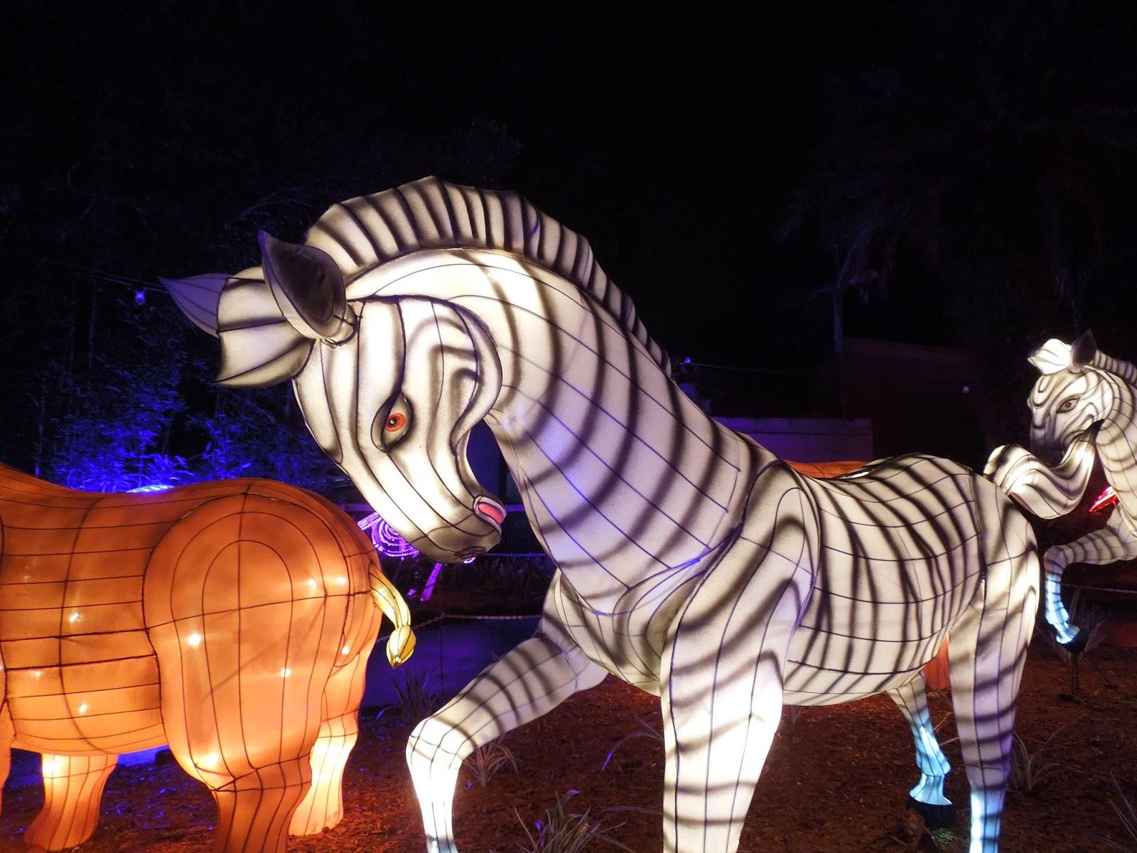 Zoo Lights Groupon