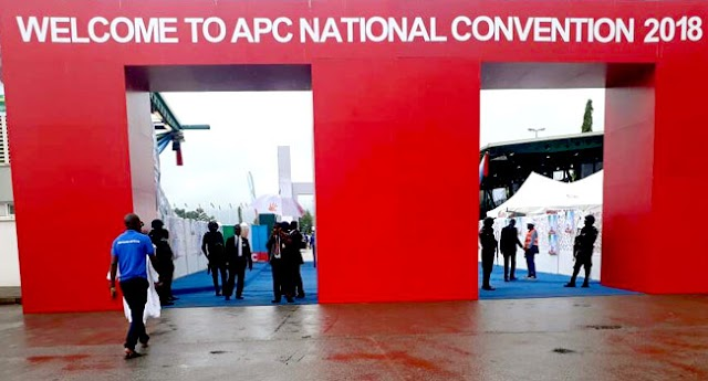 LIVE UPDATES: APC National Convention As The Ruling Party Elects New Leaders