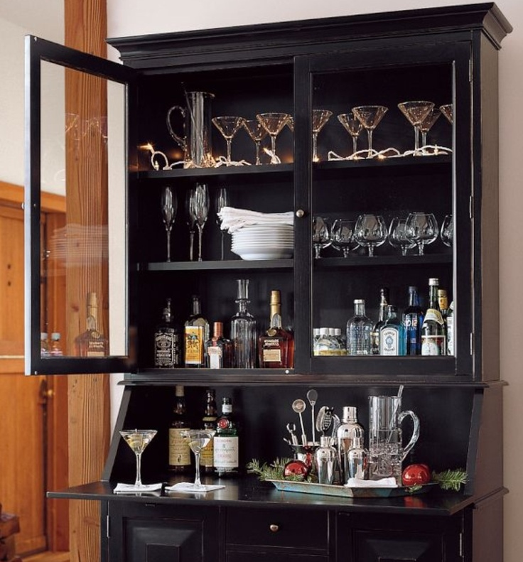 Beverage Centers Beyond Built Ins and Bar Carts  Shine Your Light