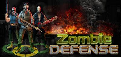 Zombie Defense v11.6 Apk Mod (Money)
