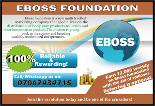 Eboss Foundation