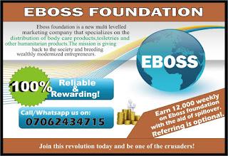 Eboss Foundation