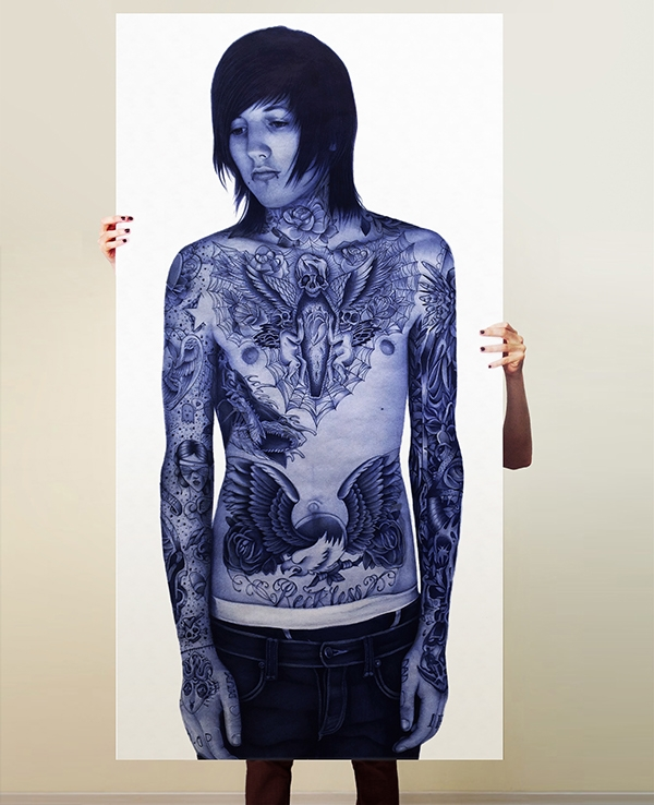 07-Oliver-Sykes-Leonardo-Alves-de-Azevedo-Leo Natsume-Realistic-and-Detailed-Bic-Ballpoint-Pen-Drawings-www-designstack-co