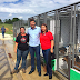 Vereadores Lucas Comin e Juliana Lorencetti visitaram o Centro de Zoonoses na cidade de Taubaté