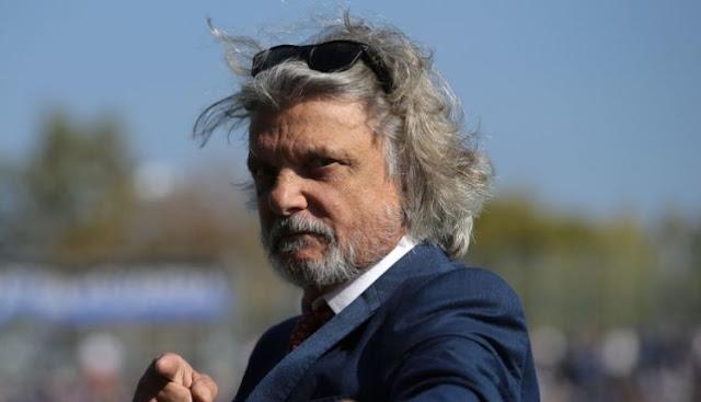 Polisi Italia Investigasi Sampdoria Dan Presidennya Soal Dugaan Penggelapan Dana