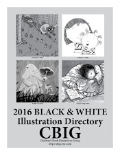 2016 Black & White Illustration Directory