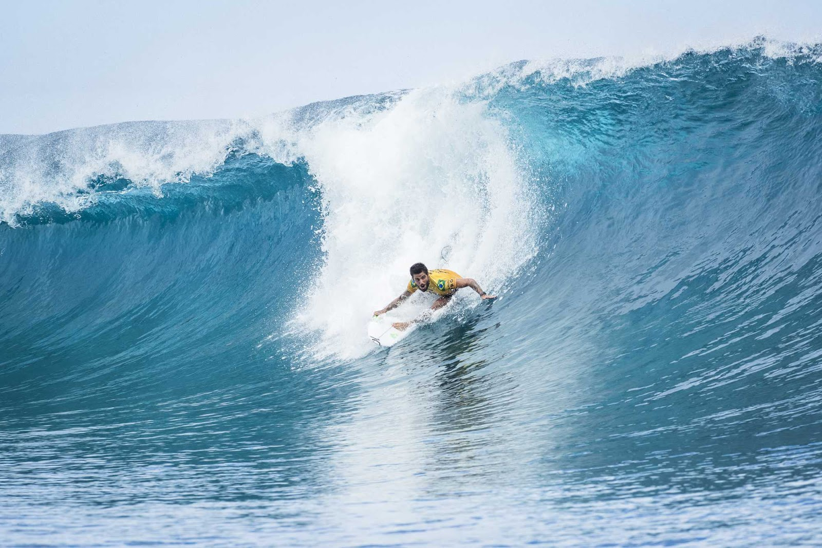 Day 1 Highlights Opening Day at Teahupo o