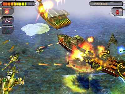 Air Strike 3D 2 - Gulf Thunder Screenshot 3, ComputerMastia