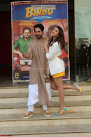 Parineeti Chopra with Ayushmann Khurrana at the Launch of Trailer of Meri Pyaari Bindu 037.JPG