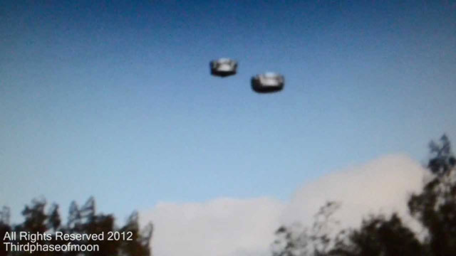 Pesawat Drone UFO