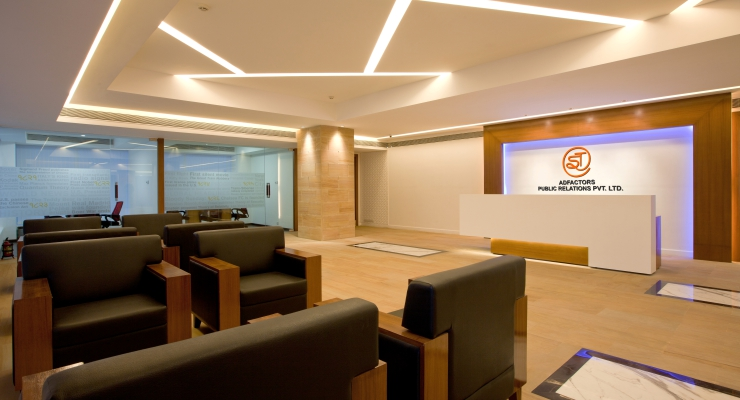 Adfactors Corporate Interiors Jimmy Mistry Chief Designer And