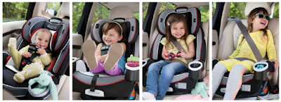 membeli child car seat