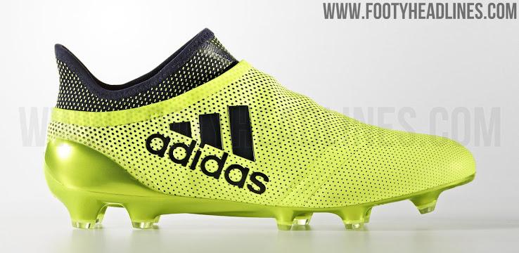 adidas x 17 purespeed ocean storm boots 2