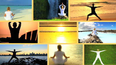 yoga and meditation keeps you relax