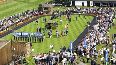 Newmarket racecourse (May)