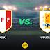 Perú vs Uruguay EN VIVO Por la última jornada del hexagonal final del Sudamericano Sub 17. HORA / CANAL