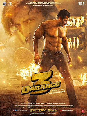 Dabangg 3 2019 Hindi 5.1ch 720p WEB HDRip 1.1Gb x264