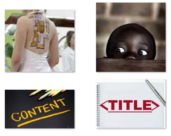 Chia sẽ tổng hợp các mẫu tiêu đề đắt giá cho quảng cáo
