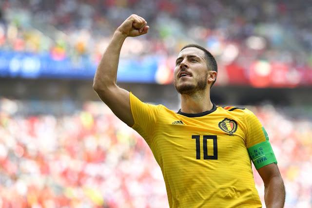"""Hazard """"ngỏ lời"""" với Real từ trước chung kết C1"""