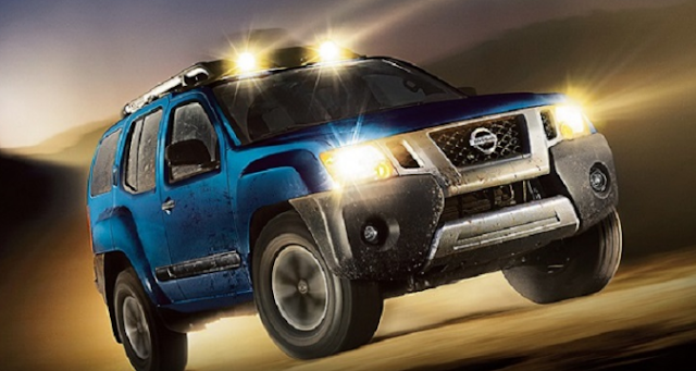 2017 Nissan Xterra Release Date