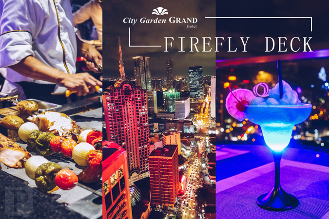 Tasty Treats And Awesome Views At The Firefly Deck City Garden
