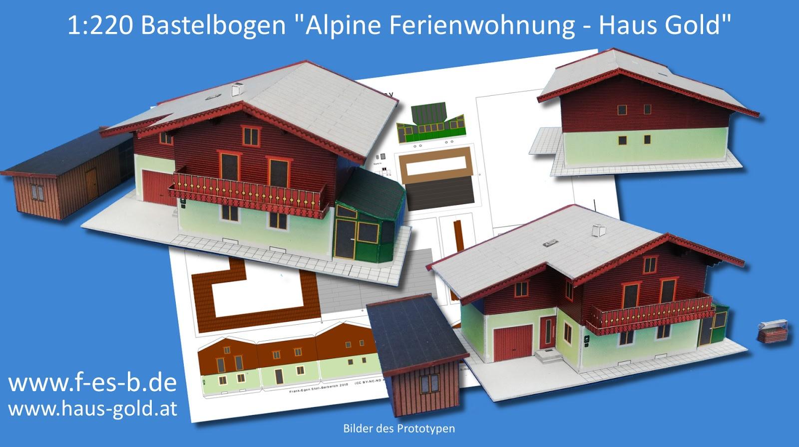 F Es B Modellbau Download Kartonmodelle Zum Ausdrucken Und