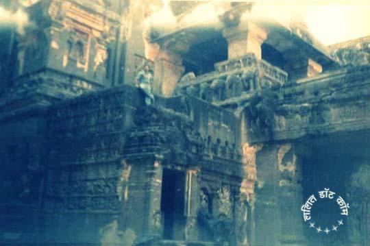 कैलाश मंदिर एलोरा