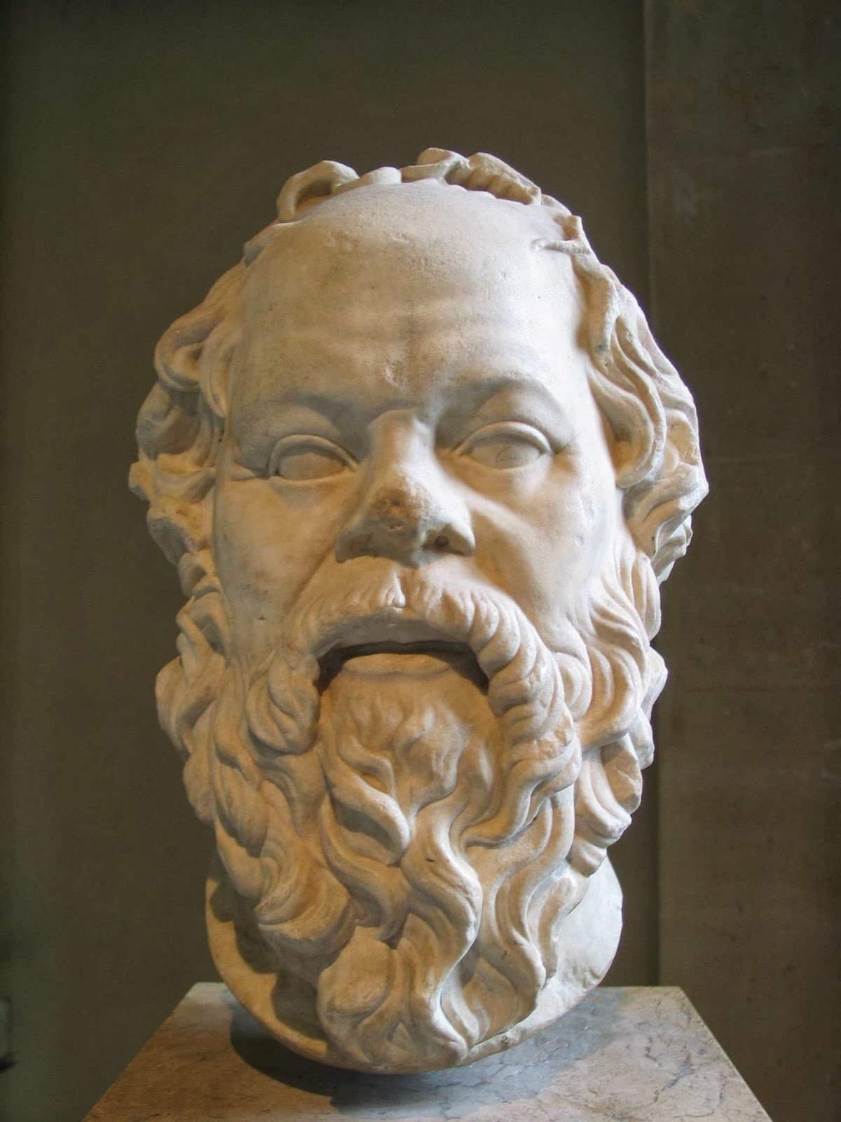 the last claim of socrates Twilight of the idols (excerpts) socrates' decadence is suggested not only by the admitted wantonness and anarchy of his instincts it was their last resort.